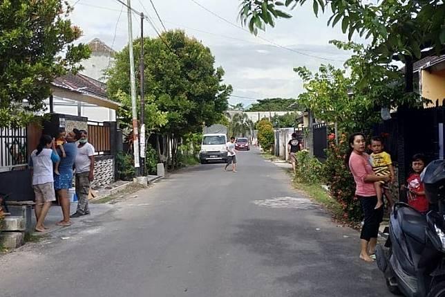 Lombok Diguncang Gempa Berkekuatan 5,8 dan 5,2, Warga Panik