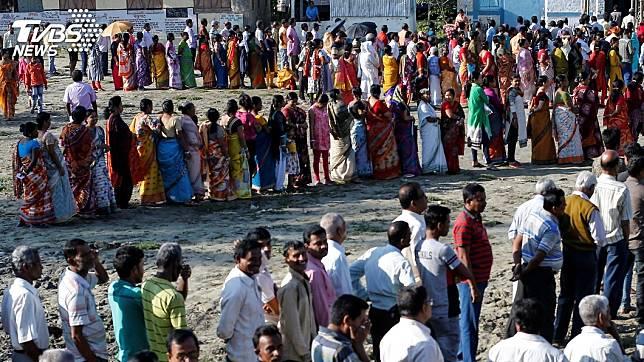 印度積習已久的種姓制度,仍在許多偏遠地區還根深蒂固。(圖/達志影像美聯社)
