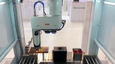 台北國際自動化工業大展登場,ABB 機器人智造未來,搶進先進製程