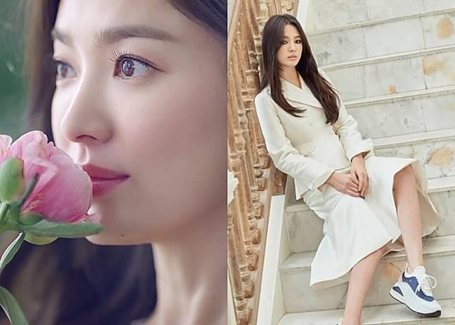 宋慧喬離婚後仍頻頻拍廣告。