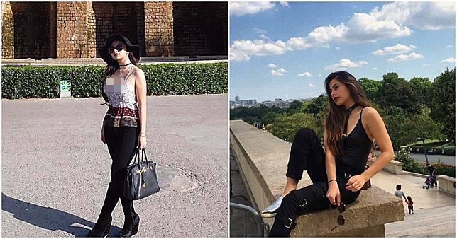 Sama-sama Cantik Adu Gaya Ariel Tatum vs Valerie Thomas