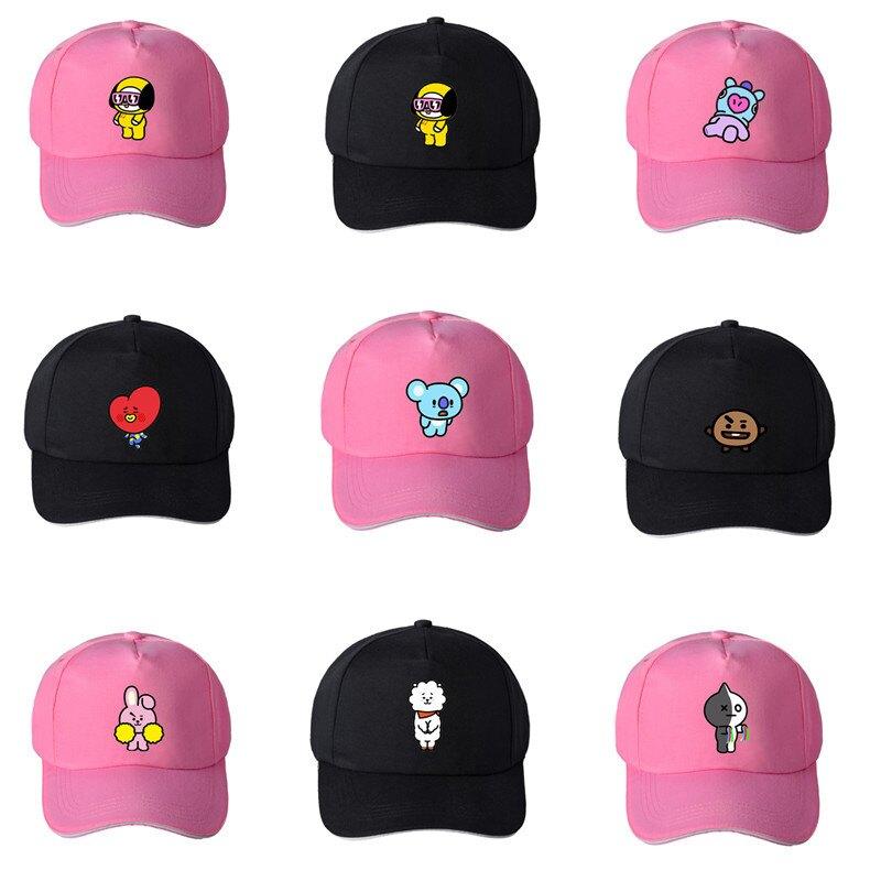 BTS 防彈少年團 BT21 帽子 鴨舌帽 潮流帽 棒球帽 JCF-MZ001。人氣店家韓粉俱樂部的服飾配件、鴨舌帽有最棒的商品。快到日本NO.1的Rakuten樂天市場的安全環境中盡情網路購物,使用