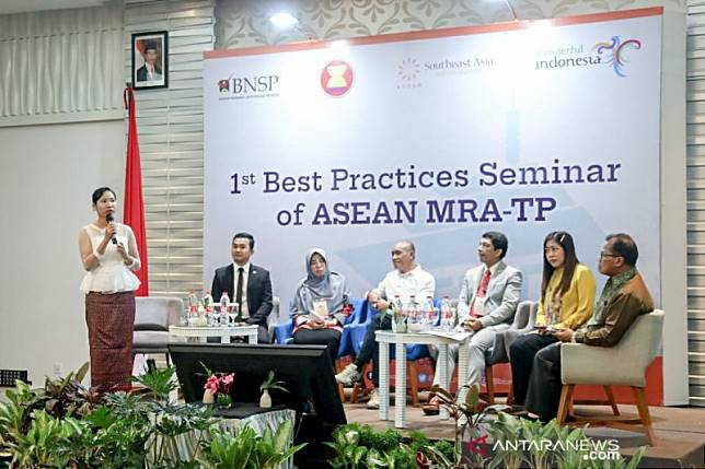 ASEAN seragamkan standar kompetensi tenaga profesional pariwisata