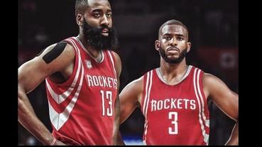 震撼 NBA-Houston Rockets 宣布將 Chris Paul 收歸旗下