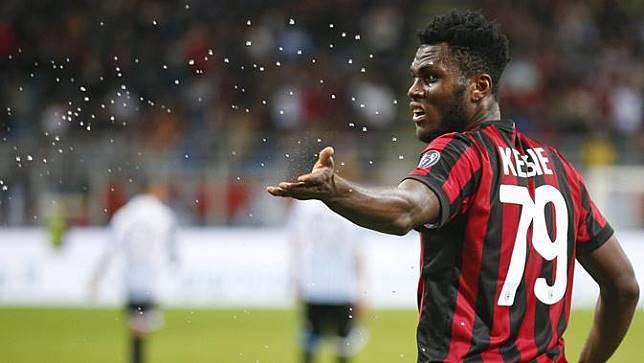 Kessie Ungkap Penyebab Insiden Pertengkaran dengan Gelandang AC Milan