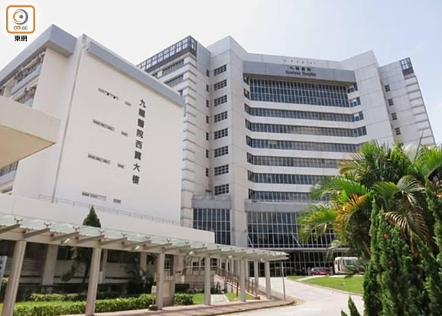 九龍醫院精神科病房,有女病人被發現沒有反應及口部塞有毛巾,經急救後被證實死亡。