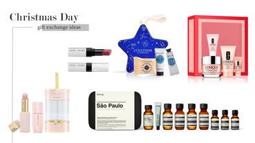 2020聖誕百元、千元交換禮物清單推薦!最實用彩妝保養禮盒通通都在這