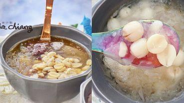 【台中點心】料多到客人受不了,只好明天再去買一碗!思味特甜品屋,豆花、花生湯、甜品。