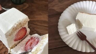 起司控注意!這家 IG 火紅「濃郁乳酪蛋糕」送入口中,奶香直接「炸滿腔」!