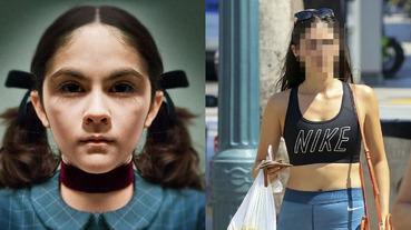 最暗黑蘿莉!《孤兒怨》宣告要拍前傳電影,當年「驚悚小女孩」如今已長大成 22 歲正妹!