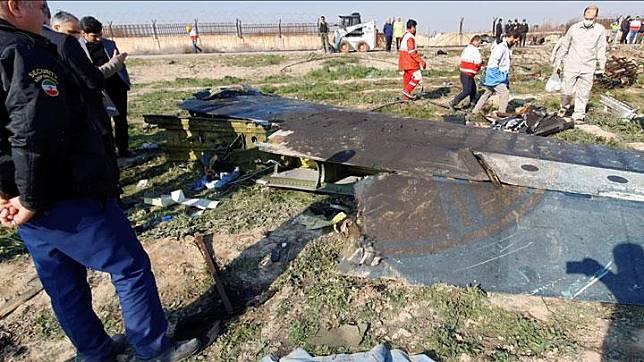 Presiden Iran: Jatuhnya Pesawat Ukraina Tak Termaafkan