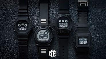 全黑就是皇道!G-Shock 推出35周年「 BB Series 」系列手錶!