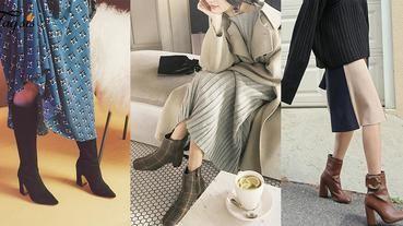 女生注意!不要再亂買靴子~按自己的腿型選擇靴子,令你擁有一對顯瘦修長的美腿~