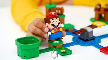 LEGO x Super Mario 限定積木發佈!
