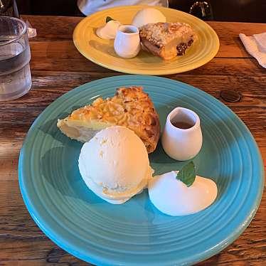 GRANNY SMITH APPLE PIE & COFFEE YOKOHAMAのundefinedに実際訪問訪問したユーザーunknownさんが新しく投稿した新着口コミの写真
