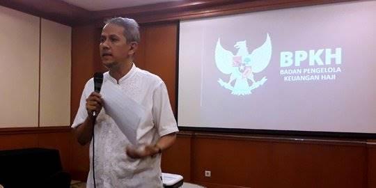 Kepala BPKH Anggito Abimanyu Soal Dana Haji. ©2017 Merdeka.com/Desi Aditia Ningrum