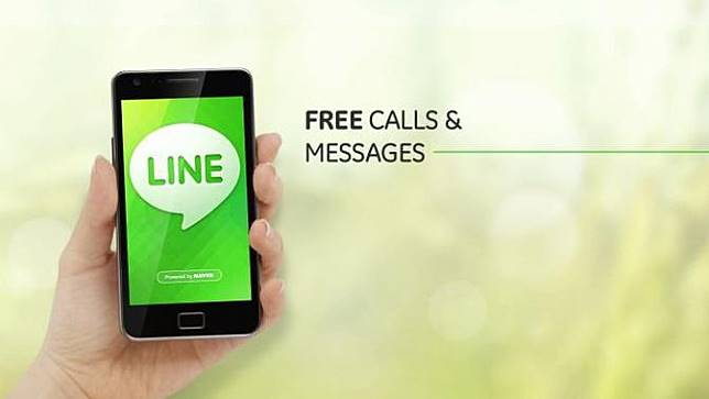 Line Permudah Penggunaan Stiker Saat Chatting