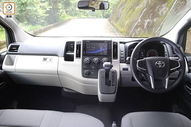 配備多功能軚環,方便駕駛者手不離.也可輕鬆操作音響、藍牙通話及定速巡航系統等。