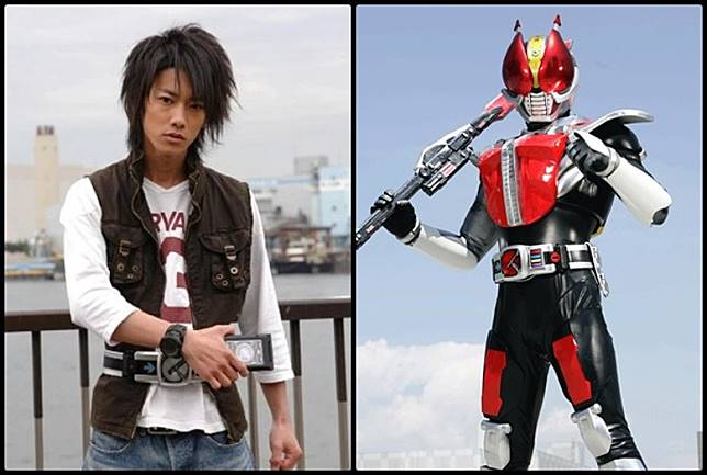 佐藤健當年擔演《幪面超人電王》主角良太郎,要「人格分裂」般一人分飾多角,少點演技也不行。(互聯網)