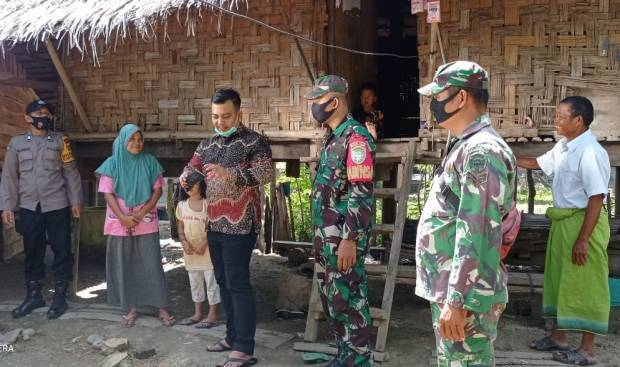 Balada Janda Muda Hidupi Dua Anak di Aceh, Kini Tersenyum Diperhatikan Pak Camat