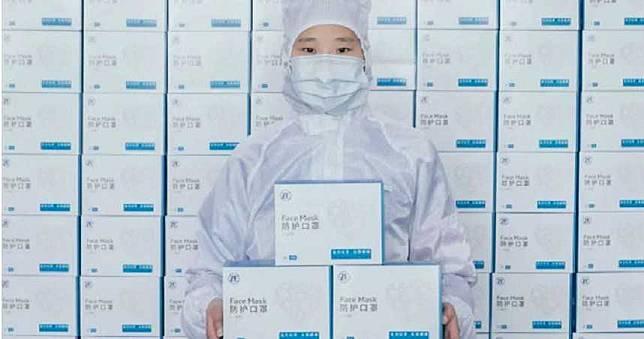 單日2億片!大陸瘋「口罩製造」 產能過剩工廠大混戰