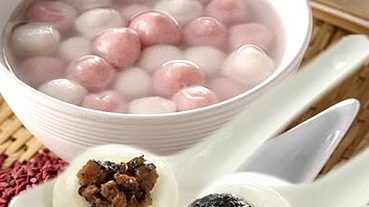 元宵節跟冬至都要吃湯圓?小湯圓製作、糖水比例、湯底煮法大公開