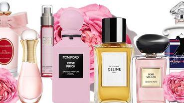必收!春夏玫瑰香氛:潘海利根、TF、CELINE、Dior、GA......