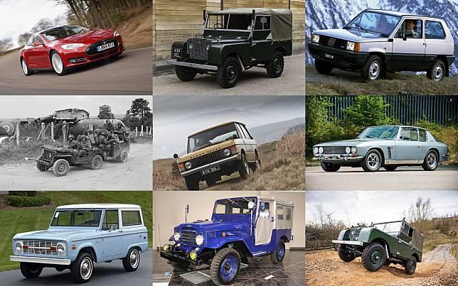 FEATURE: 10 Mobil Penting dalam Sejarah Penggerak 4×4