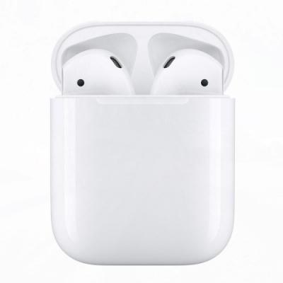 Apple AirPods藍芽耳機 全新2019款(不具備無線充電盒款)-第2代