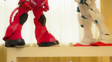 官方新聞 / Reebok X Gundam Pump Fury 5 月 17 日上市 鋼彈模型限量抽