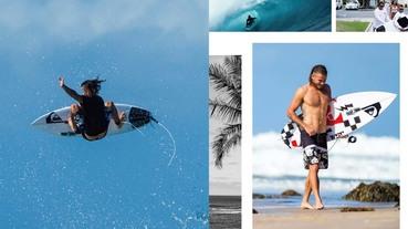 衝浪極速 QUIKSILVER 頂級系列衝浪褲及鞋款登場