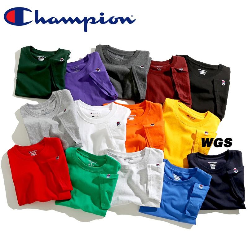Champion T425 正版 【美規偏大】 美規 素T 白T 短袖T 寬鬆衣服 短袖衣服 衣服 T恤 短T 寬鬆短袖