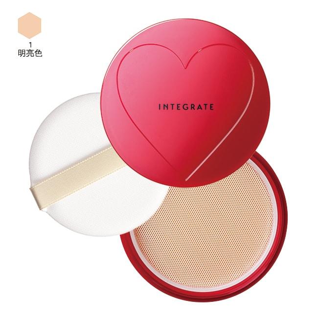 INTEGRATE透潤柔光粉底凍1