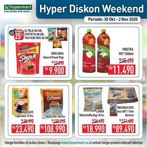 Promo Jsm Hypermart 30 Oktober 2 November 2020 Baru Mulai Kontan Co Id Line Today