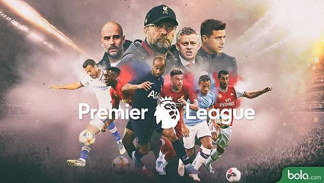 Premier League 2019/2020 Logo