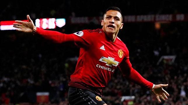 Bursa Transfer: Man United Pinjamkan Alexis Sanchez ke Inter