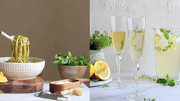 Zara Home公開一系列美國居家食譜!道地版的青醬義大利麵超必學,檸檬氣泡酒香甜又消暑啊~