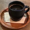 コーヒー - 実際訪問したユーザーが直接撮影して投稿した新宿カフェattic room SHINJUKUの写真のメニュー情報