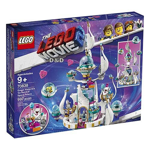 樂高LEGO 70838 The LEGO Movie 樂高電影系列 -Queen Watevra's 'So-Not-Evil。人氣店家東喬精品百貨商城的✦首頁有最棒的商品。快到日本NO.1的Rak