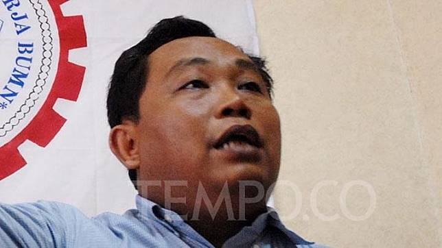 Arief Poyuono. Dok TEMPO