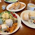 サラダバーL - 実際訪問したユーザーが直接撮影して投稿した西新宿洋食シズラー 新宿三井ビル店の写真のメニュー情報