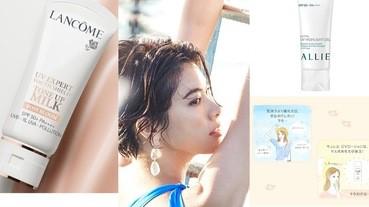 【防曬特輯】2019日本藥妝必買6款「@cosme票選、超高防曬係數、水感輕盈」防曬神物