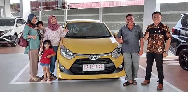 Aljufri Makin Sporty Agya Merajai Pasar Mobil Hatchback