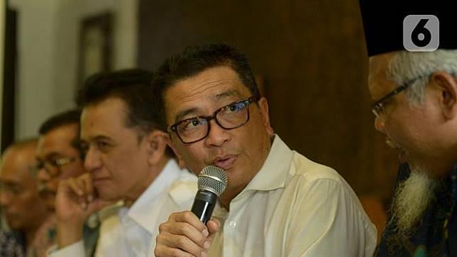 Helmy Yahya Beri Pernyataan Terkait Pemecatannya