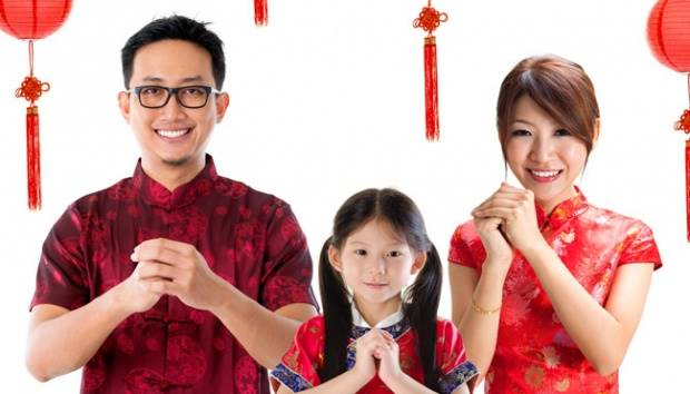 Gong Xi Fa Cai Keramas dan 14 Hal yang Dianggap Tabu saat Imlek