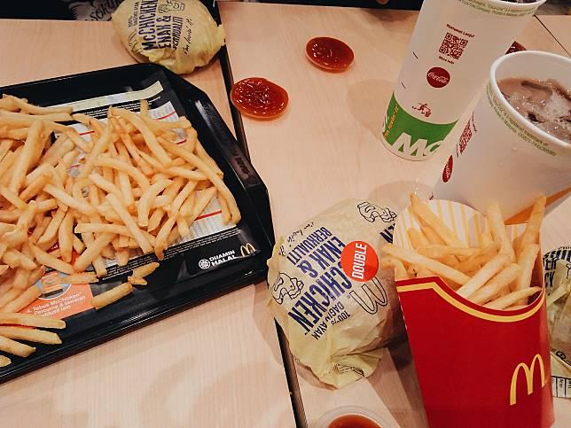 23 Februari 1991: McDonald's Sarinah Dibuka