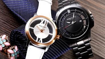 七夕品味獻禮-美國紐約時尚腕錶品牌 KENNETH COLE