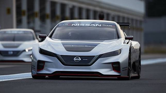 Menguak Keistimewaan Mobil Listrik Nissan di Final Liga Champions