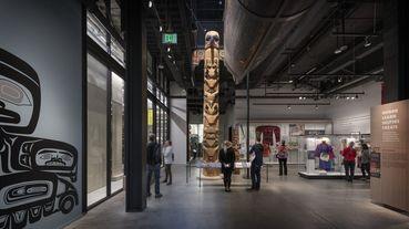 來逛博物館 讓身心靈從歷史文化中獲得解放:華盛頓伯克自然歷史文化博物館