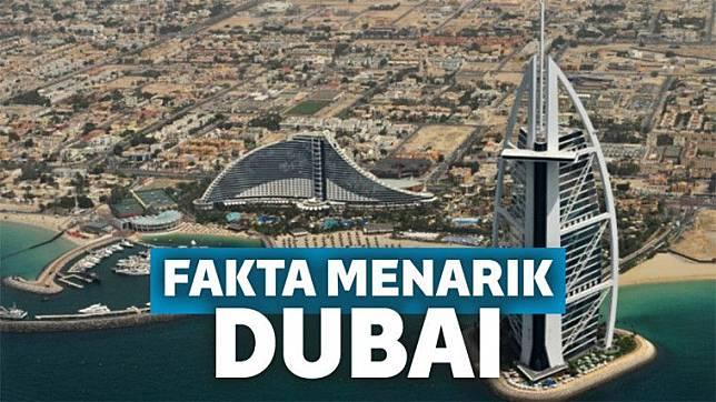 Ternyata Begini Fakta Kehidupan di Dubai